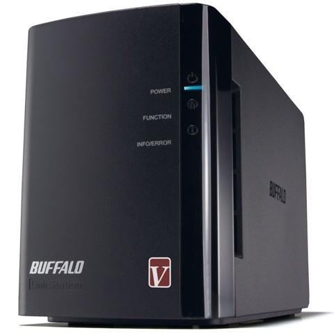 NAS BUFFALO LINKSTATION LS-WVL