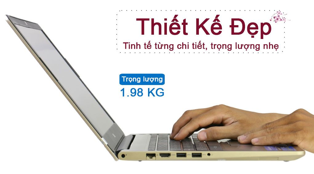 Dell Vostro 5568 (‎‎70087070) thiết kế đẹp