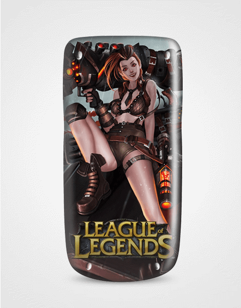 Nắp máy tính Casio League Of Legend 021