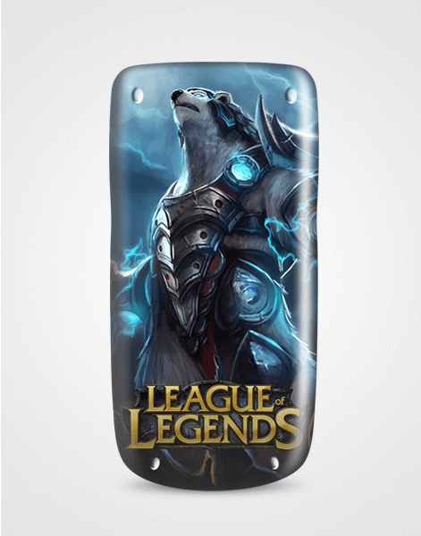 Nắp máy tính Casio League Of Legend 028