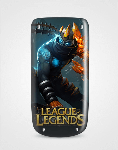 Nắp máy tính Casio League Of Legend 029