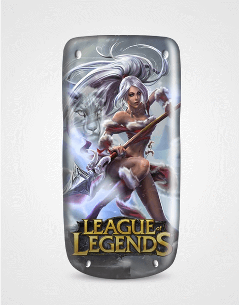 Nắp máy tính Casio League Of Legend 033