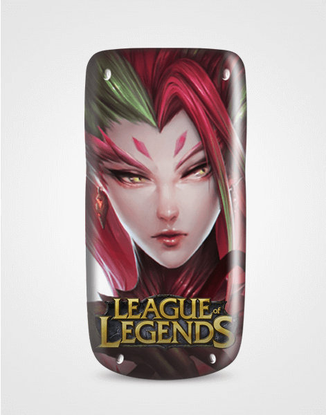 Nắp máy tính Casio League Of Legend 045