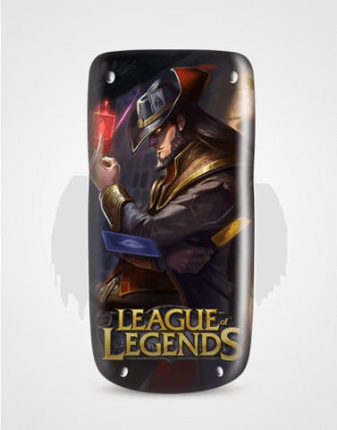 Nắp máy tính Casio League Of Legend 046