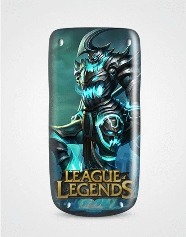 Nắp máy tính Casio League Of Legend 047