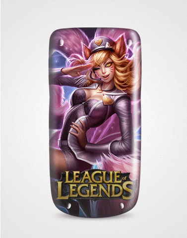 Nắp máy tính Casio League Of Legend 048