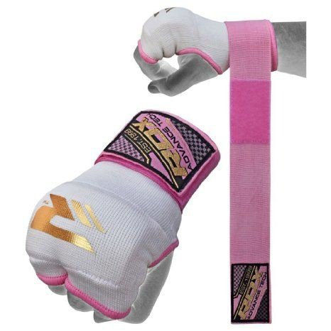 Băng Tay Xỏ Rdx Ladies Inner Gloves Wrist Strap Training Hand Wraps