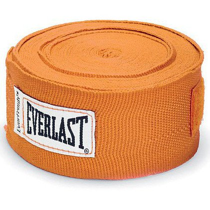 BĂNG QUẤN TAY EVERLAST PROFESSIONAL HAND WRAPS 180 YELLOW - CO GIÃN