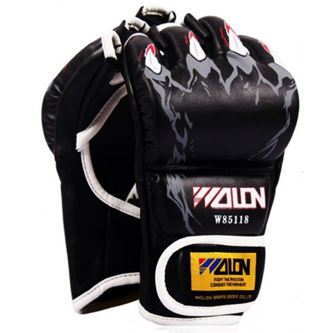 Găng Tay Wolon Mma Claws - Black