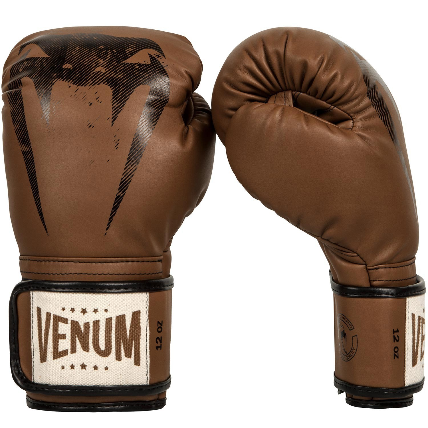 Găng Tay Venum Giant Sparring Boxing Gloves - Brown