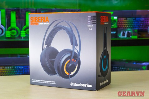 Steelseries Siberia Elite Prism 2nd