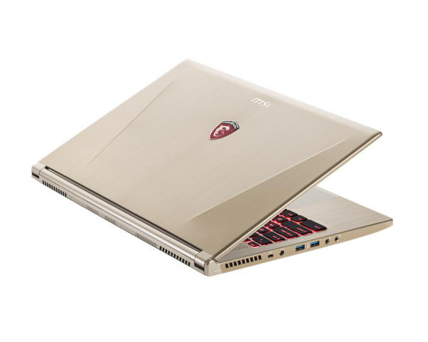 MSI GS60 2QE GHOST PRO 4K GOLD EDITION