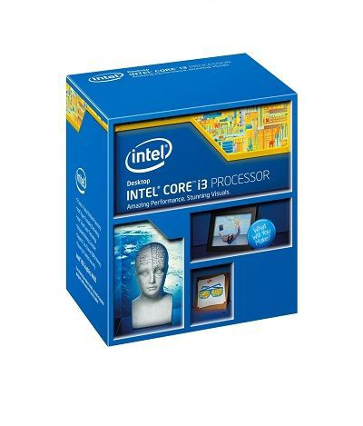 CPU Intel Core i3 4160 3.6GHz