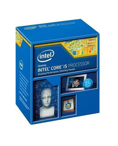 CPU Intel Core i5 4460 3.2GHz