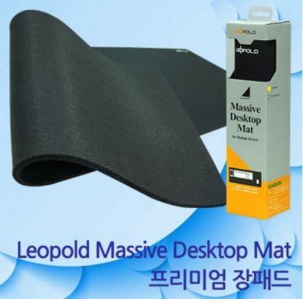 Leopold Massive Desktop Mat Large