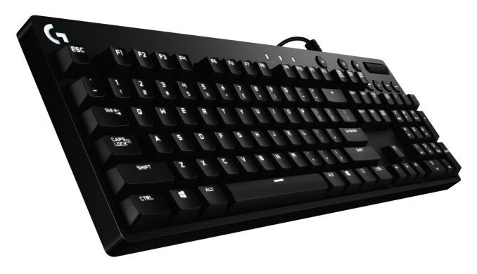 bàn phím Logitech G610 Orion
