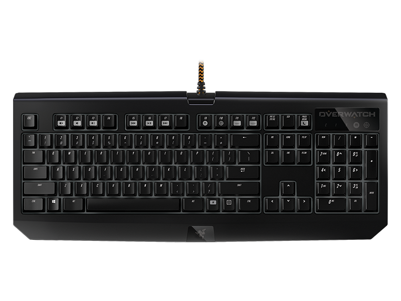 Razer BlackWidow Ultimate OverWatch - GearVN.com
