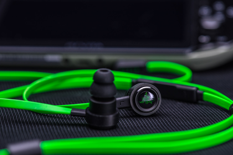 Tai nghe Razer Hammerhead Pro V2 In-Ear Headset RZ04-01730100-R3A1 9