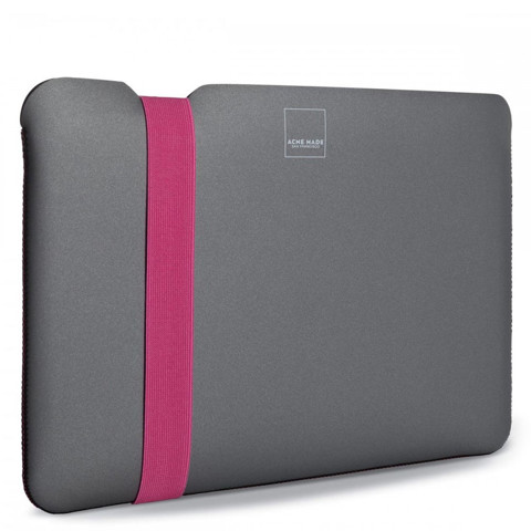 Skinny Sleeve For Macbook 15 Grey