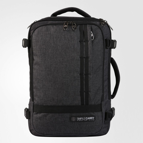 TWB Backpack Black
