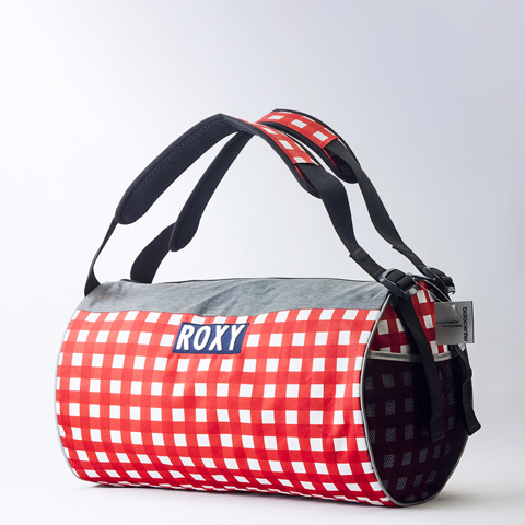 Duffel Bag Red