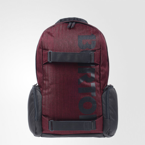 Emphasis Backpack Red