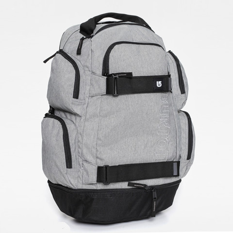 Distortion Backpack Grey