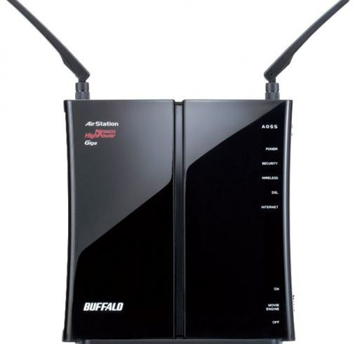 Router Wifi Buffalo WBMR-HP-G300H