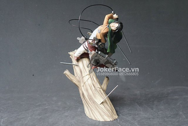 Mô hình Levi Rivaille (Forest Battle ver.) - Attack on Titan