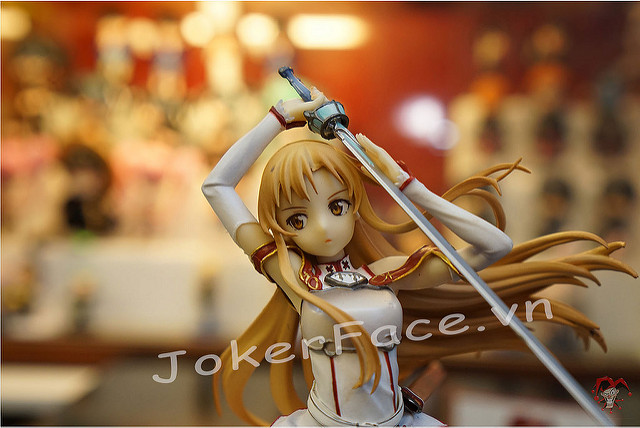 Mô hình Asuna (Knight Of The Blood Ver.) - Sword Art Online