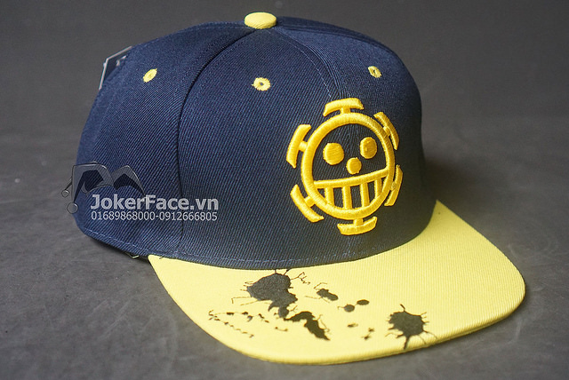 Mũ Snapback Law (ver 2) - One Piece