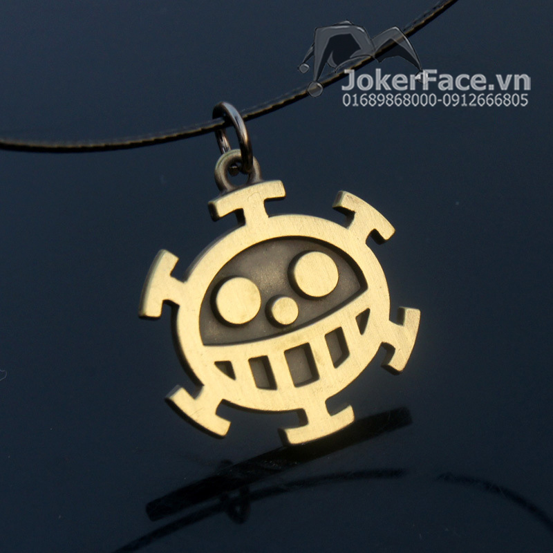 vòng cổ trafalgar law - one piece