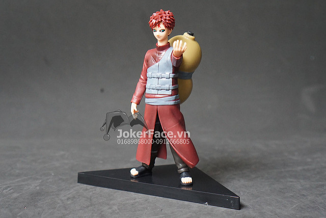 Set Gaara & Deidara triangle base
