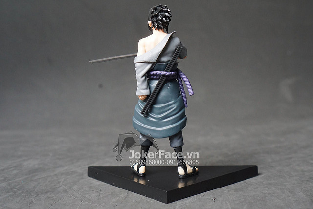 Set Sasuke & Itachi triangle base