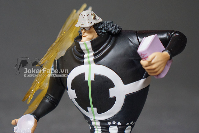 Mô hình Bartholomew Kuma Super Effect - One Piece