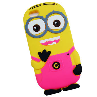 Ốp dẻo hình minion IPhone 6Plus NT052