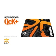 SteelSeries QcK+ Edition2 FNATIC