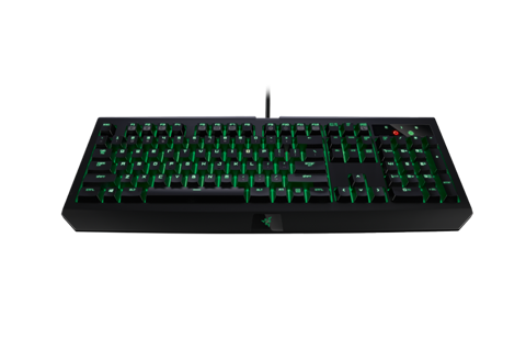 Razer Blackwidow Ultimate 2016 (green/orange)