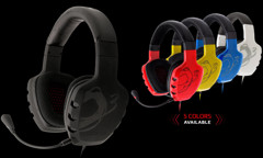 Ozone RAGE ST (Black/White/Red/Blue/Yellow)