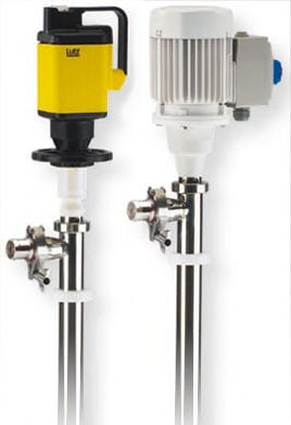 LUTZ Chemical Pumps