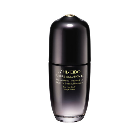 dau duong da shiseido future solution lx replenishing treatment oil