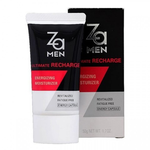 gel duong da za men ultimate recharge energizing gel moisturizer