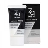 gel duong da za men ultimate white brightening gel moisturizer