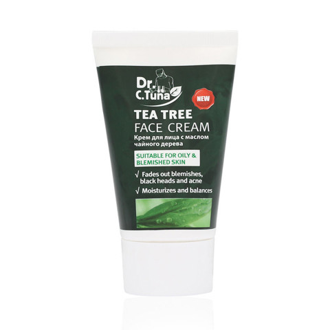Farmasi Dr C.Tuna Tea Tree Face Cream