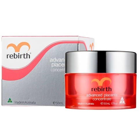 kem rebirth tinh chat nhau thai cuu dam dac tri nam advanced placenta concentrate