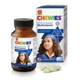 vien uong bo sung cho tre em giup thong minh chewies multivitamin with taurine