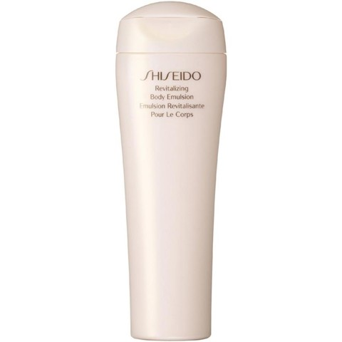 sua duong the shiseido revitalizing body emulsion