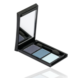 bo phan mat 3 mau farmasi trio eye shadow 04 blue