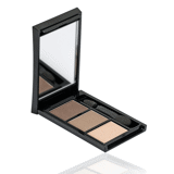 Bo Phan Mat 3 Mau Farmasi Trio Eye Shadow 02 Brown