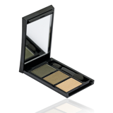 bo phan mat 3 mau farmasi trio eye shadow 03 green